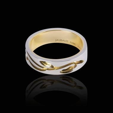 Yann Wedding Band Yellow Gold