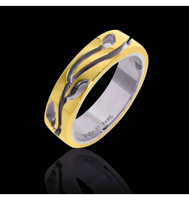 Gold Wedding Band Yann