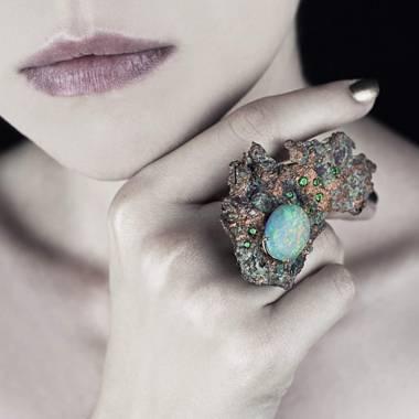 Ring Collection Alpheratz Alifa al Farkadain