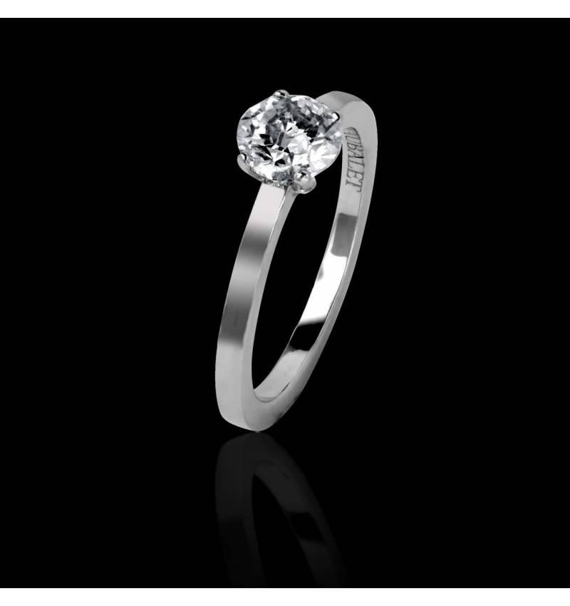Bague diamant Judith Solo