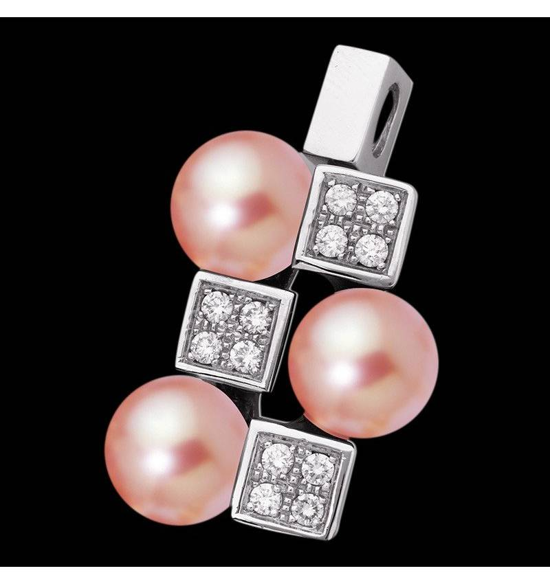 Pink Pearl Pendant Archipel