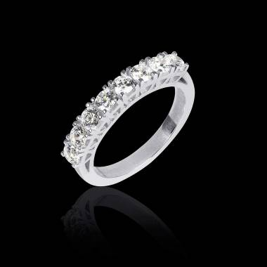 Wedding Band White Gold Ceres