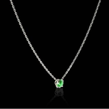 Emerald Pendant Gold Around Me