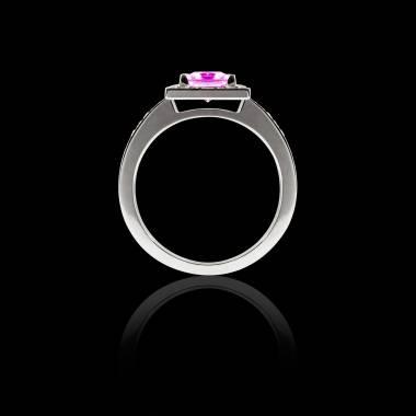 Perrine Pink Sapphire Ring