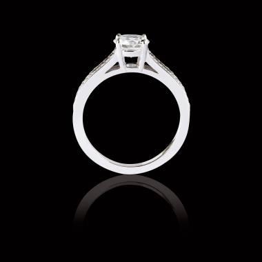 Bague de fiançailles diamant Marie