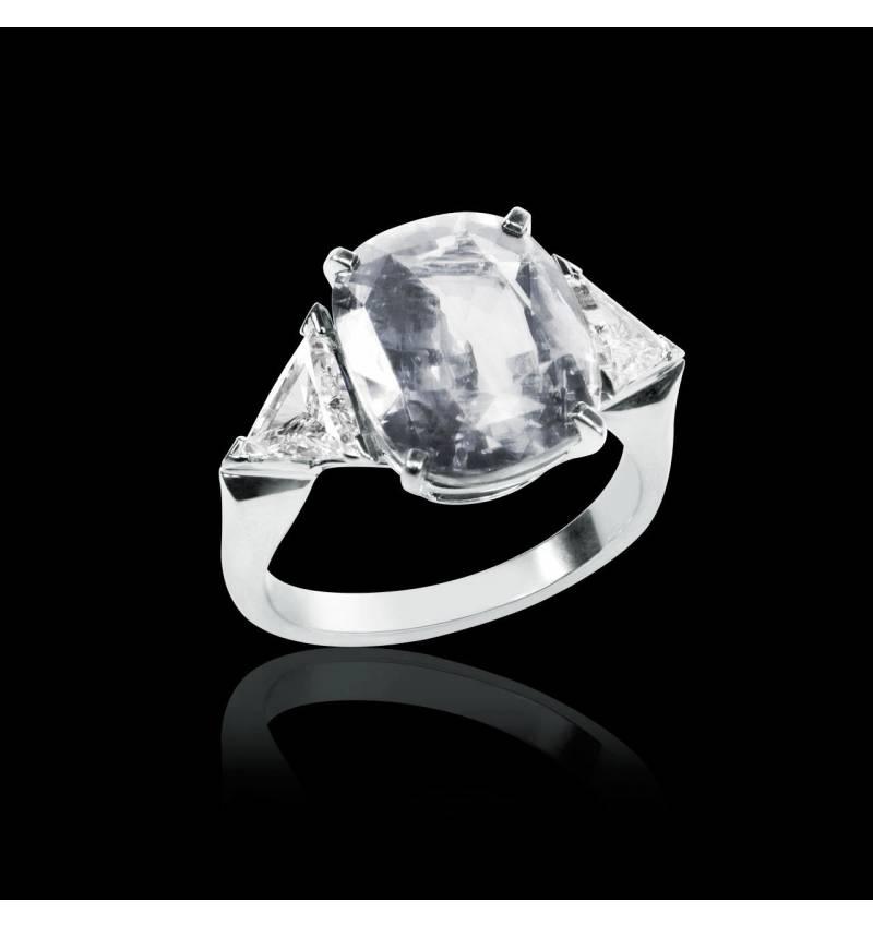 Bague diamant Stéphanie