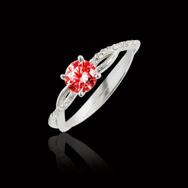 Noemie Ruby Ring