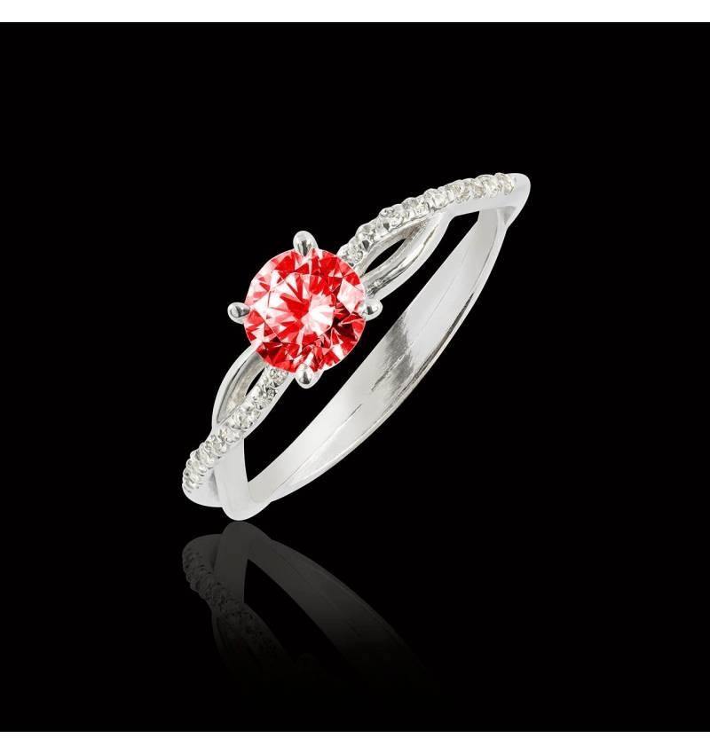 Noemie Ruby Ring