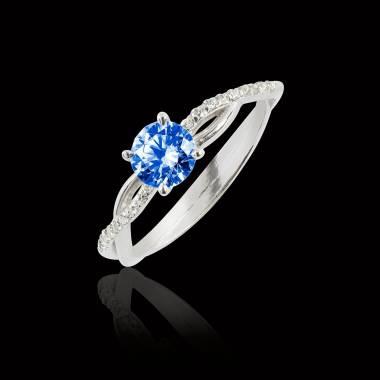 Noemie Blue Sapphire