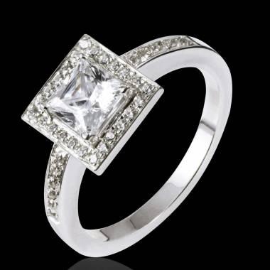 Bague diamant Perrine