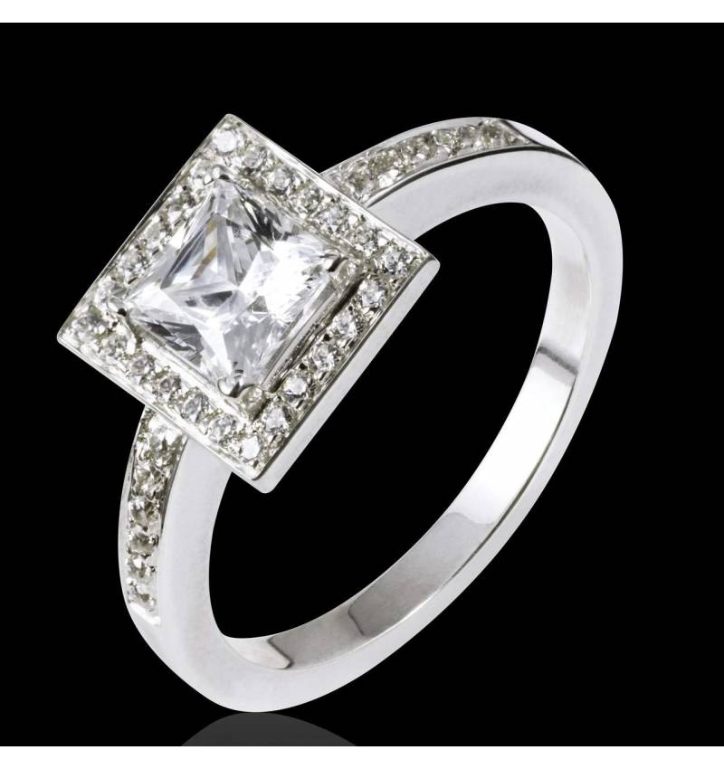 Perrine Diamond Ring