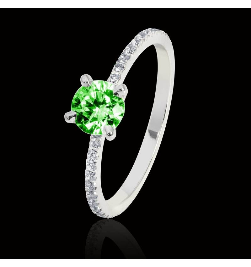 Manon Emerald Ring