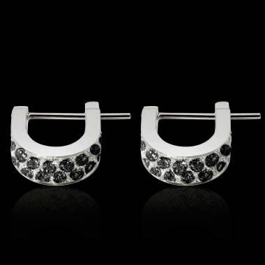 Fuseaux Diamond Earrings