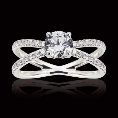 Amandine Diamond Ring