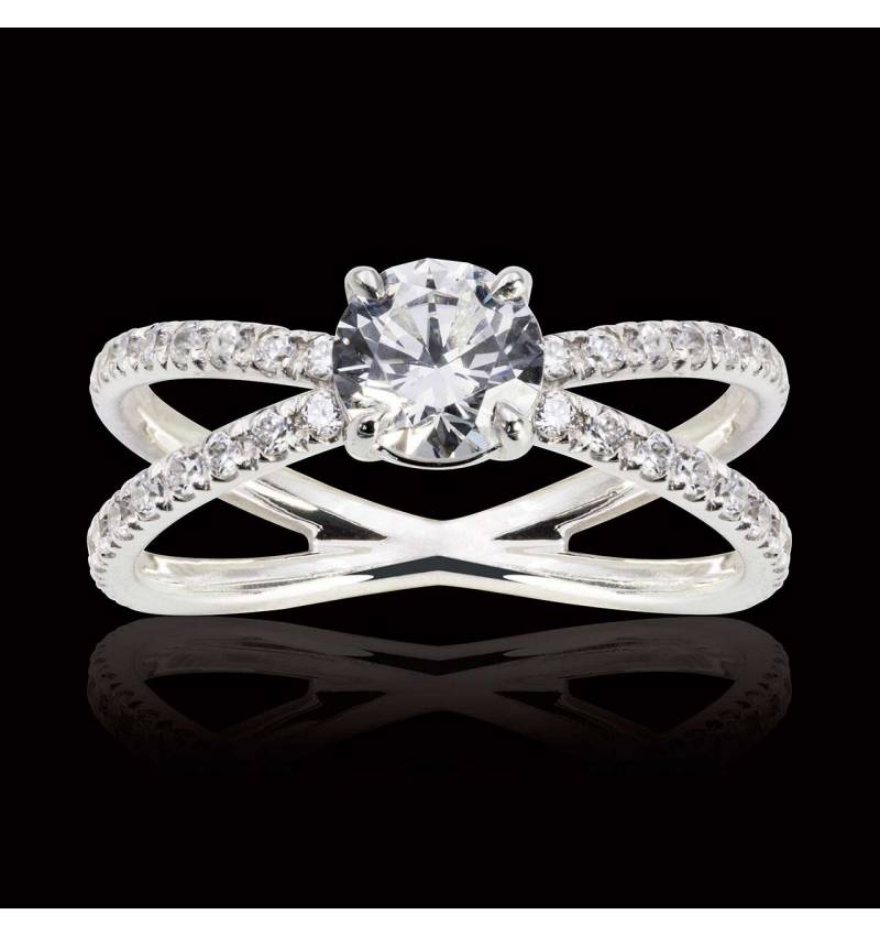 Amandine Diamond Ring