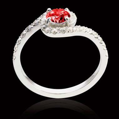 Lilou Ruby Ring