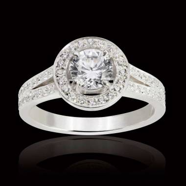 Sarah Diamond Ring