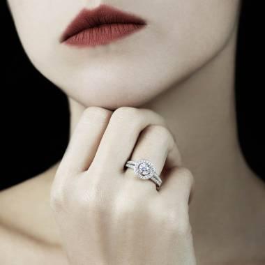Sarah Diamond Ring