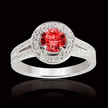 Sarah Ruby Ring