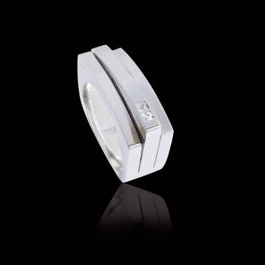 Bague diamant Sensus