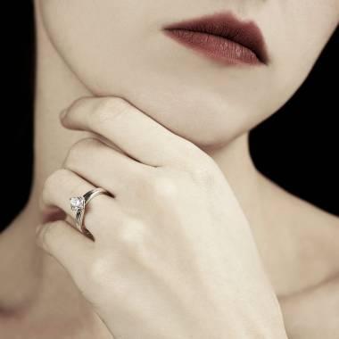 Bague Diamant Alicia