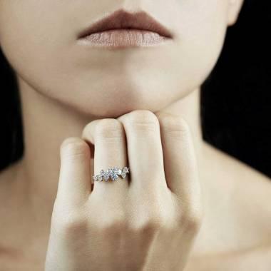 Bague diamant Lilla