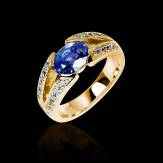 Bague Tanzanite Isabelle