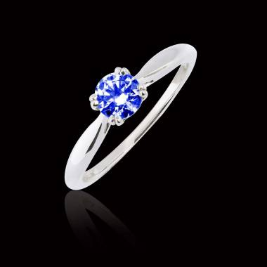 Bague Tanzanite Laureen solo