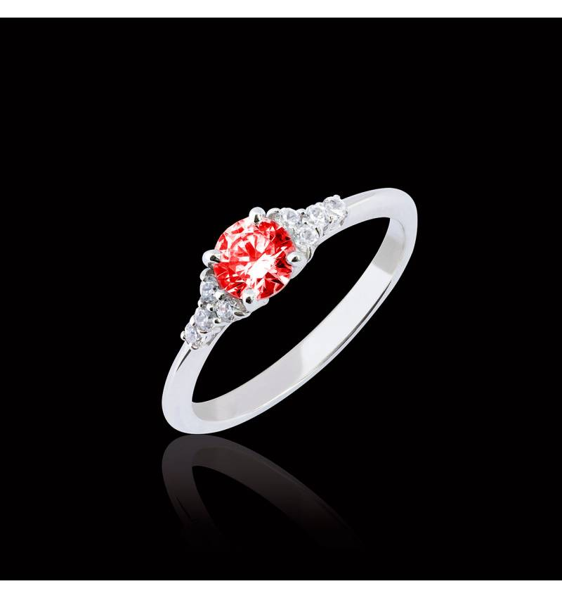 Bague Spinelle rouge Virginie