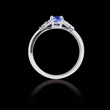 Bague Tanzanite Virginie