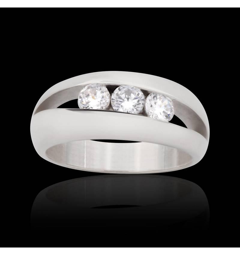 Bague diamant Amélie