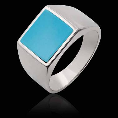 Adam Women's Signet Ring...