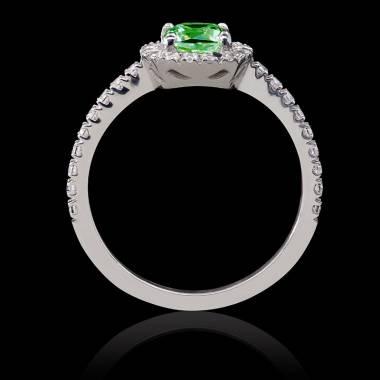 Alice Emerald Ring