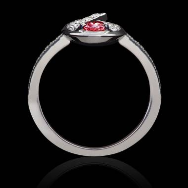 Flamme Ruby Ring