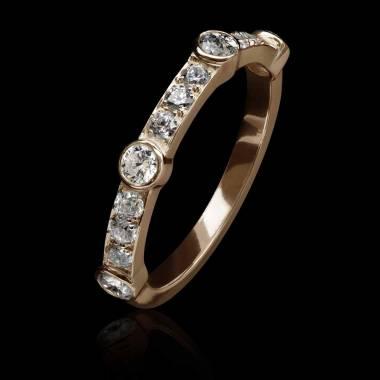Olivia Rose Gold Ring