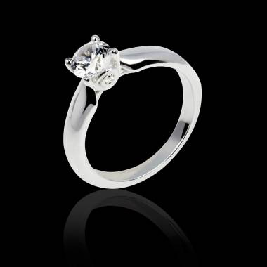 Diamond engagement ring white gold Motherhood