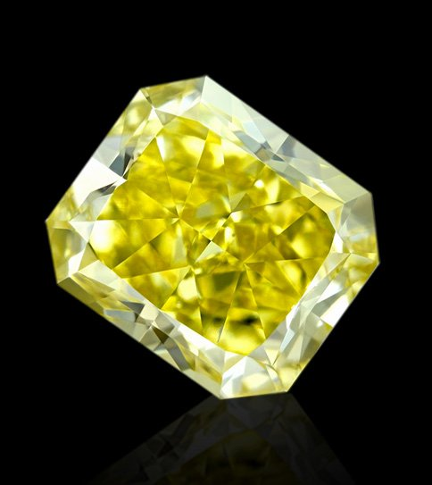 Yellow diamond - Jaubalet
