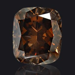 Fancy-deep-brown Diamond - Jaubalet