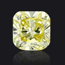 Diamant Fancy-intense-yellow - Jaubalet