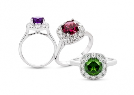 What do Gemstones Represent for Engagement Rings?
