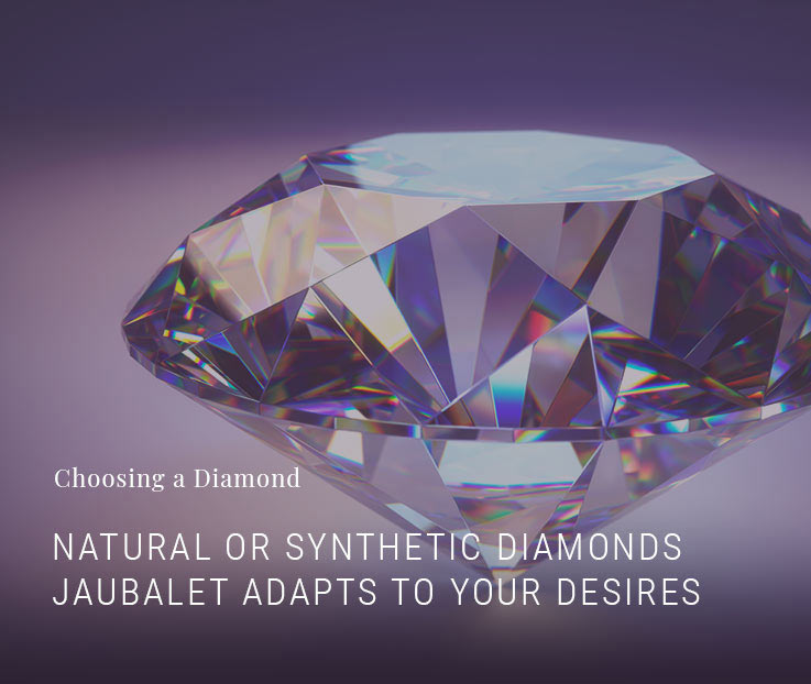 NATURAL OR SYNTHETIC DIAMONDS